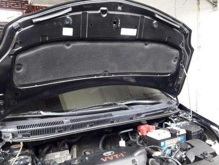 2013 Toyota Vios 1.5G TRD Sportivo Automatic Gas Black