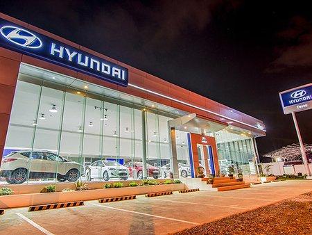 Hyundai, Davao