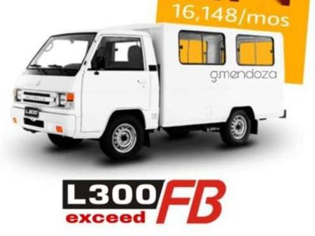 4b24c5c9b2 92K DP All in Mitsubishi L300 FB Exceed dual AC For Sale 487645
