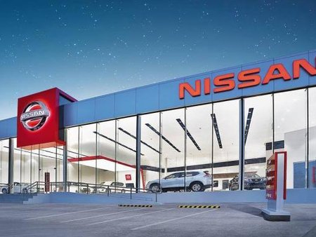 Nissan Sucat