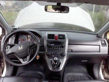 2007 honda crv manual transmission