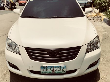 For sale 2008 Toyota Camry White