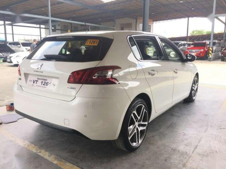 2016 Peugeot 308 for sale