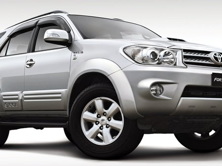 2009 Toyota Fortuner LF FOR SALE