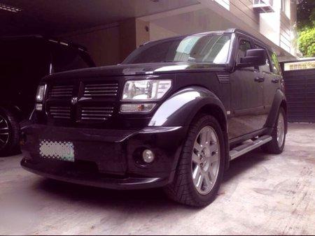Black 2012 series Dodge Nitro at 50000 km for sale