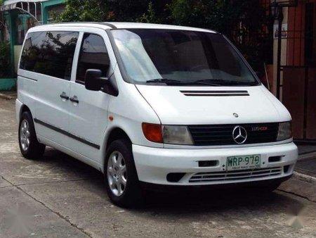 Mercedes Benz VITO-L 2001 for sale