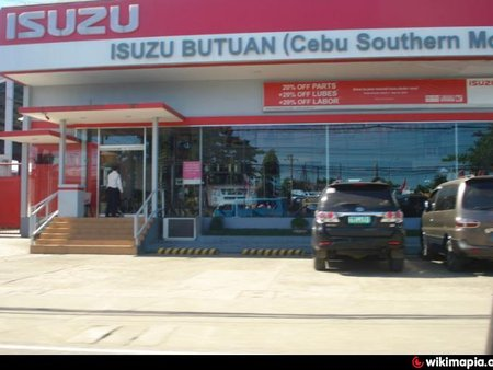 Isuzu Butuan