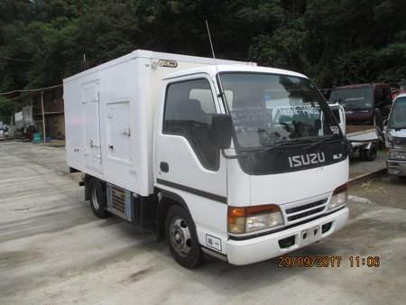 Isuzu Refrigerated Van 10ft For Sale