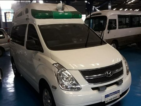 Fresh 2011 HYUNDAI Starex Korean For Sale