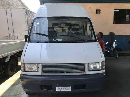 Aluminum Close Van - ISUZU VKR Series - Japan Surplus