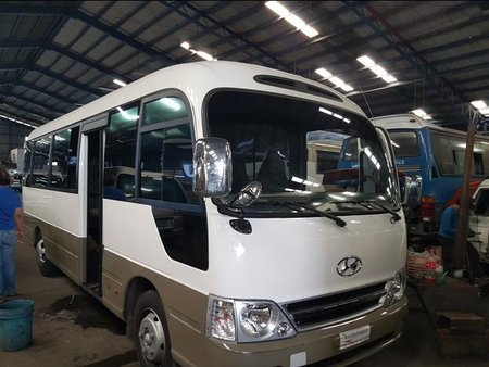 County Bus - HYUNDAI - Korean Surplus Unit