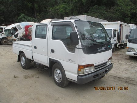 Double Cab Truck - Reconditioned Japan Surplus Truck