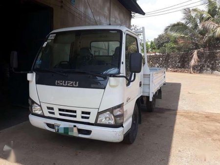 2008 Isuzu NHR Dropside for sale