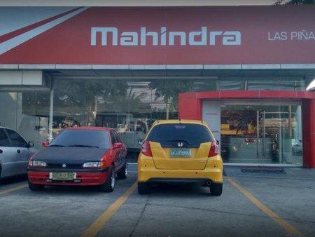 Mahindra, Las Pinas