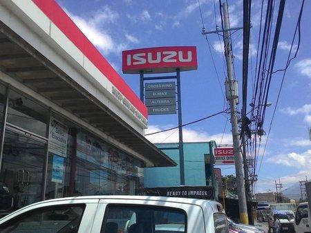 Isuzu San Pablo