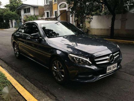 Mercedes Benz C200 2015 AT  for sale