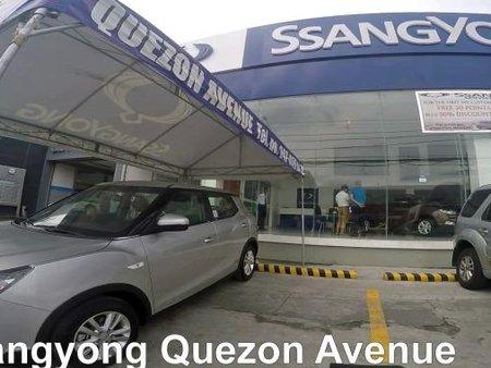 SsangYong, Quezon Avenue