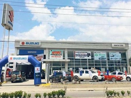 Suzuki Auto, Cebu