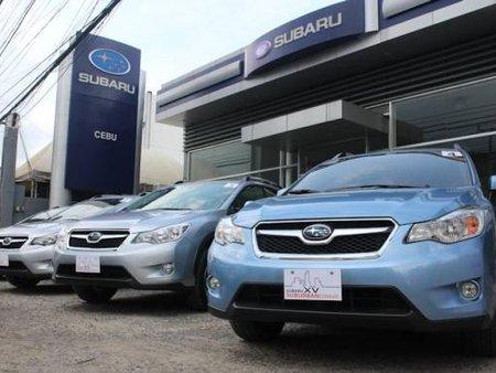 Subaru, Cebu
