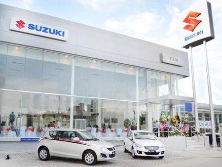 Suzuki Auto, Biñan