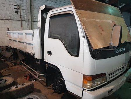 NPR Mini Dump Truck - Japan Surplus 2006  for sale