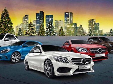 Mercedes-Benz, EDSA Greenhills