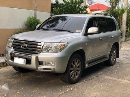2012 Toyota Land Cruiser GXR Dubai Version 72KM Mileage For Sale