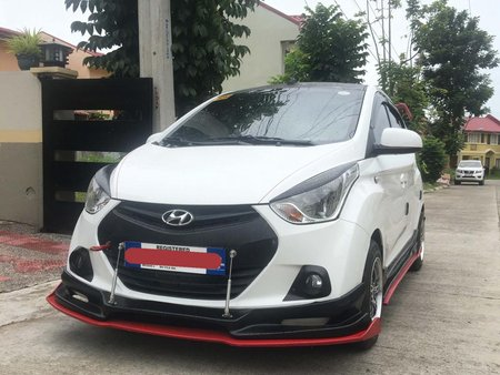Hyundai Eon 2017 For Sale 495293