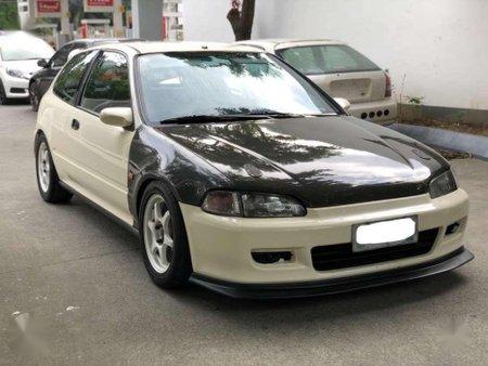 1992 Honda Civic Hatchback B18c Engine For Sale