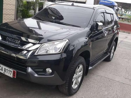 Isuzu Mux 2015 Diesel Automatic for sale