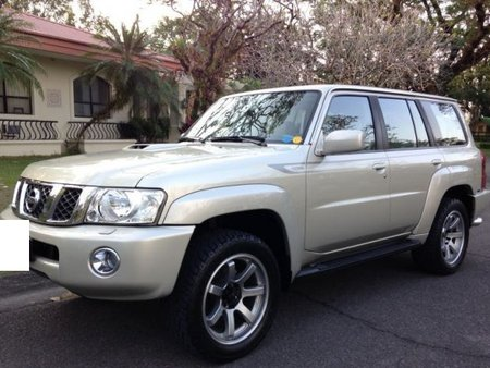 2012 Nissan Patrol for sale