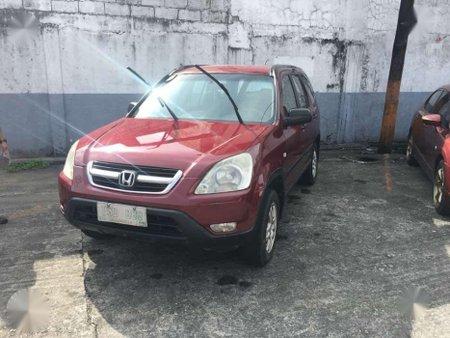 2003 Model Honda CRV For Sale