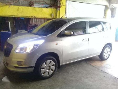 2014 Chevrolet Spin Ls Turbo Diesel 7 Seater For Sale 501202