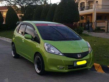 2017 Honda Jazz 1 5v Lime Green An Edition