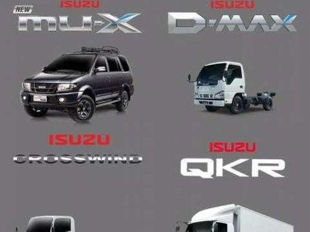 2018 Isuzu MuX DmaX Trucks Bluepower Best Deal