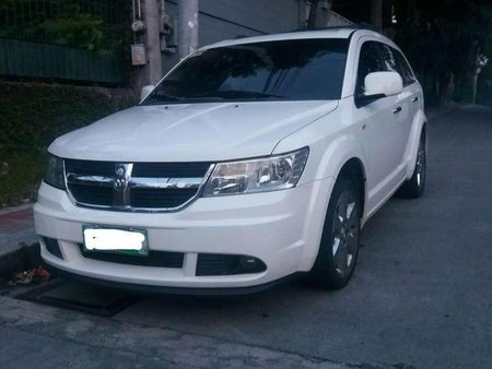 Well-maintained Dodge Journey RT 2009 for sale