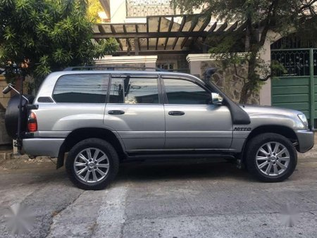 1999 Toyota Land Cruiser 100 Series AT Diesel (LC100) FOR SALE