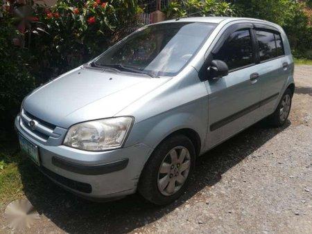 2005 Hyundai Getz For Sale 501038