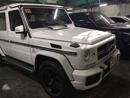 Mercedes-Benz g63 AMG 2018 for sale