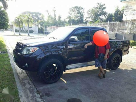 2006 Toyota Hilux top of the line