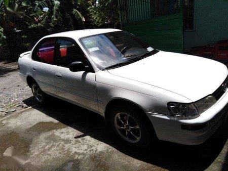 Toyota Corolla 1996 Model For Sale