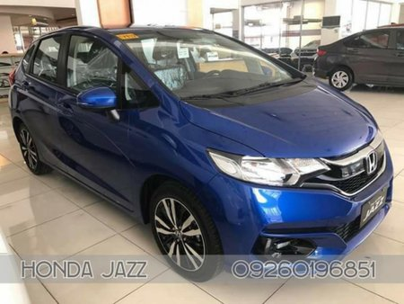 HONDA JAZZ New 2018 Blue For Sale