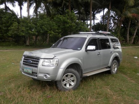 2008 Ford Everest EXCELLENT CONDITION For Sale
