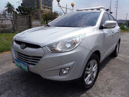 2011 Hyundai Tucson Theta II AT For Sale