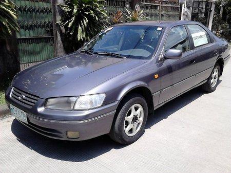 Toyota Camry 1998 Gray Sedan For Sale