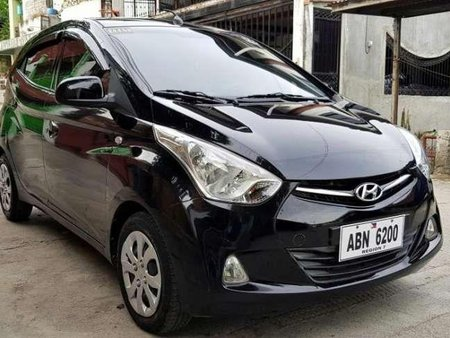 Hyundai Eon GLS M-T 2015 Black For Sale