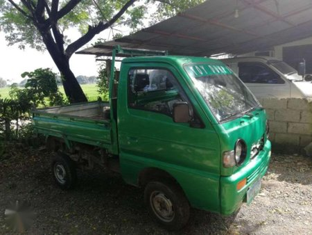 Suzuki Multicab 4x4 2009 Green For Sale