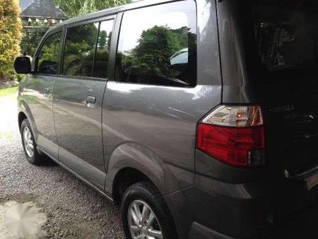 2017 Suzuki APV Gas Gray For Sale