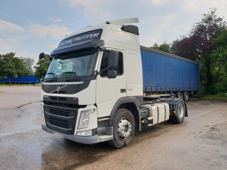2013 Volvo FM New 450 Euro 6 Globe XL For Sale