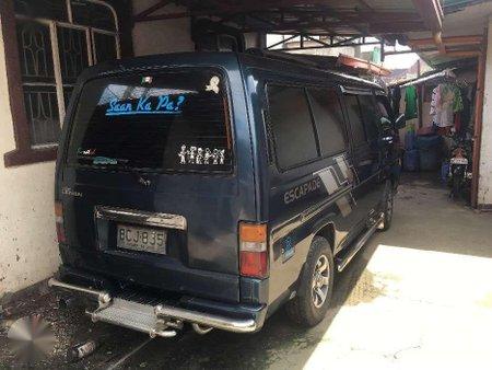 Nissan Urvan 2000 model sale or swap